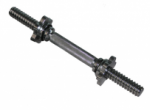 "Single 14"" Spinlock Dumbbell Handle"