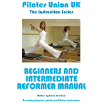 Pilates Union Reformer Manual