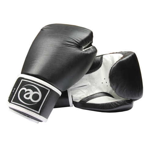 Leather Pro Sparring Gloves - 8oz