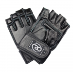 Leather Pro Grappling MMA Gloves
