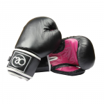 Womens Fit Leather Pro Sparring Gloves 8oz