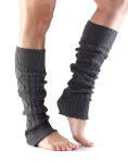 ToeSox - Leg Warmer - Charcoal