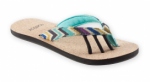 Maya Ladies Sandal in Azul