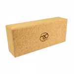 Extra High Cork Yoga Brick
